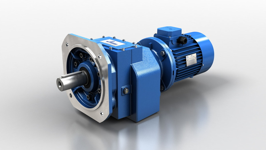 Helical Gear Reducers – Cast Iron