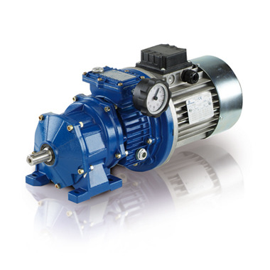 Gear Reducers – Aluminium Series