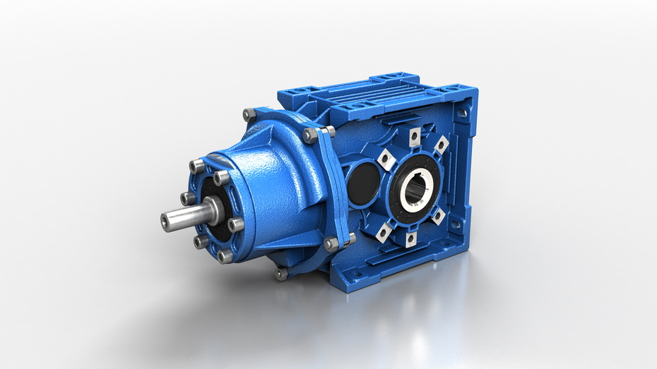 Helical Bevel Gear Reducers – Aluminium