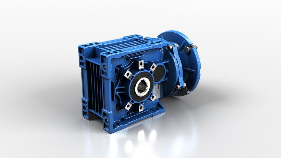 Helical Bevel Gear Reducers – Aluminium