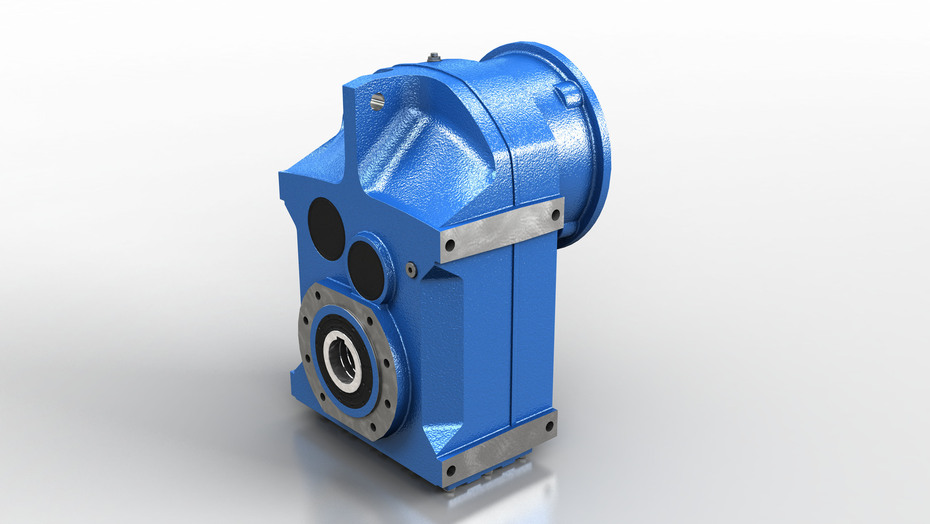 Shaft Mounted Gear Reducer – Cast Iron